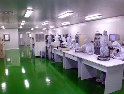 电子无菌洁净实验室