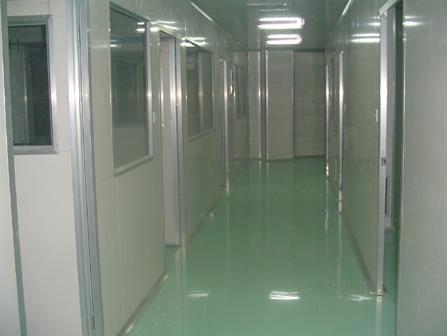 防爆洁净实验室